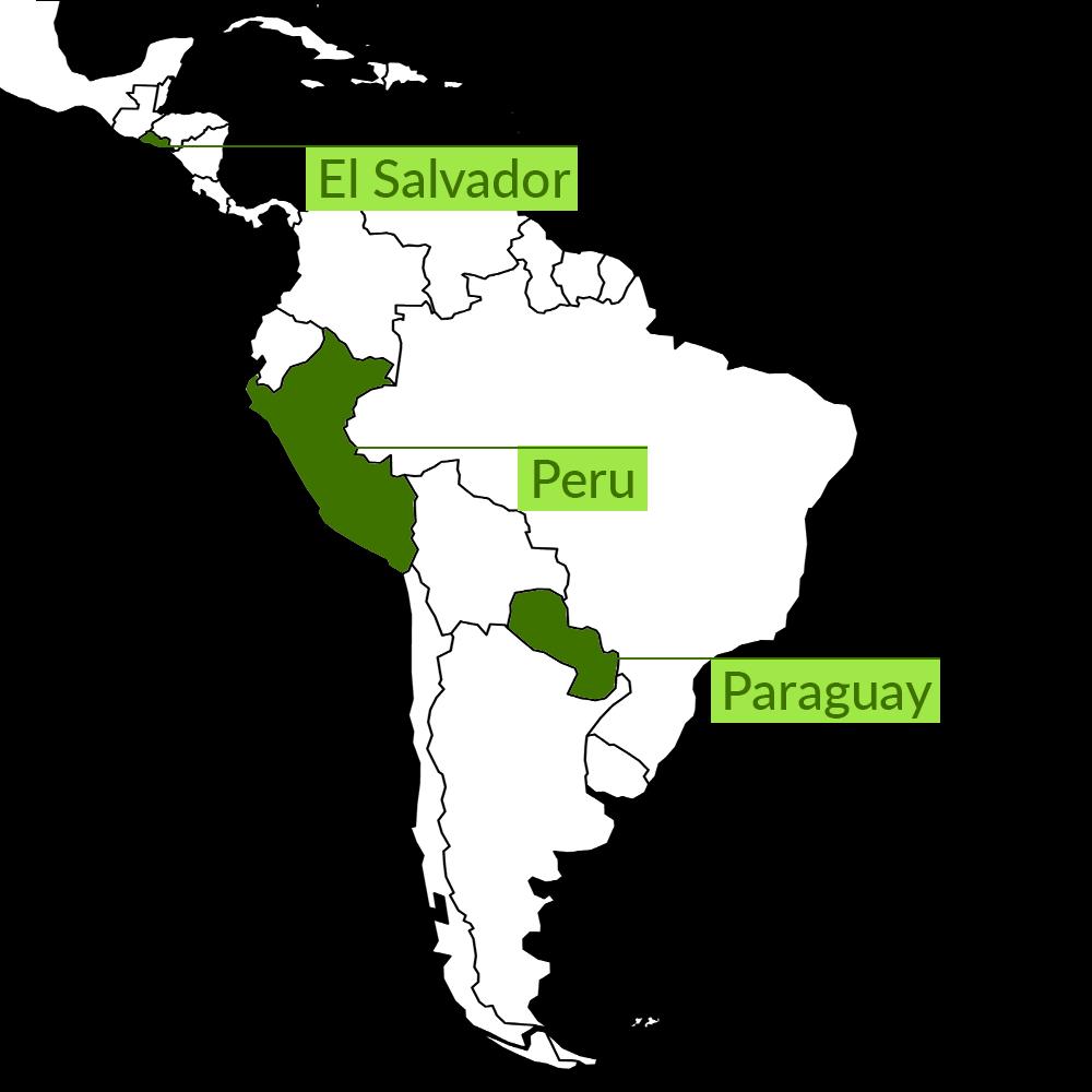 Latein America